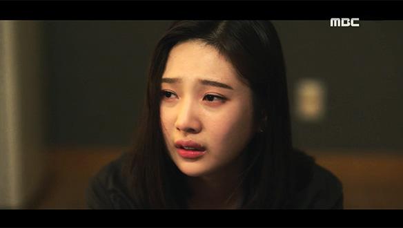 """""""나 다시 웃을 수 있게 네가 얼른 일어나야 돼""""…태희(박수영), 시현(우도환)의 진심 알고 '눈물'"""