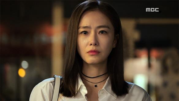 """""""오빠는 빌어줄 거야. 경하 누나 잘 살도록""""…경하(홍수현), 용(이창엽)의 진심에 눈물"""