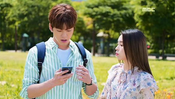 """""""우리 엄마가 나 여기 있는 거 아셨어요!""""…몽몽(엘키)♥명하(김민규), 사랑의 도피 떠나다?! [52회]"""