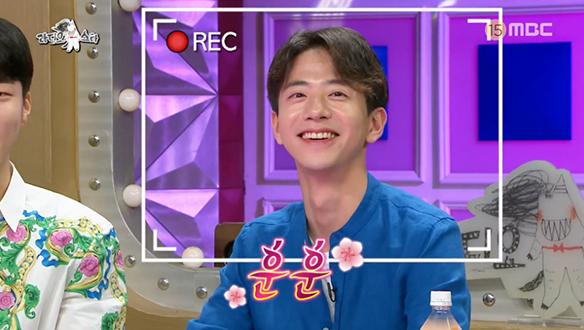 MBC 전준영 PD의 예능 나들이, 사실은 약간 관종? 진취적인 외모의 화재의 인물!