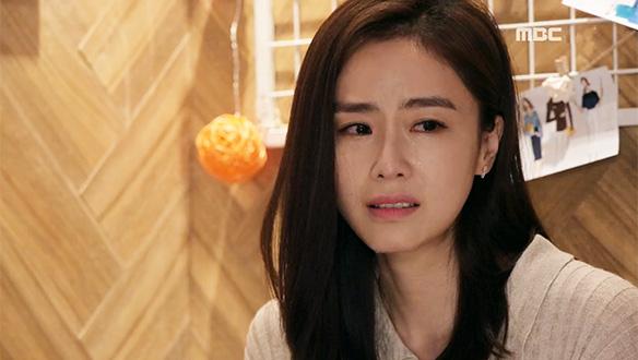 """""""죄송해요. 아빠""""…경하(홍수현), 자신 때문에 아파하는 원용(정보석)의 모습에 '눈물'"""