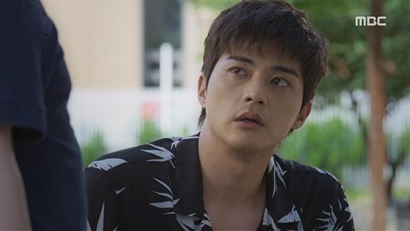 """""""지금 영아가 거기 있다고?""""…광재(김지훈), 믿을 수 없는 상황"""