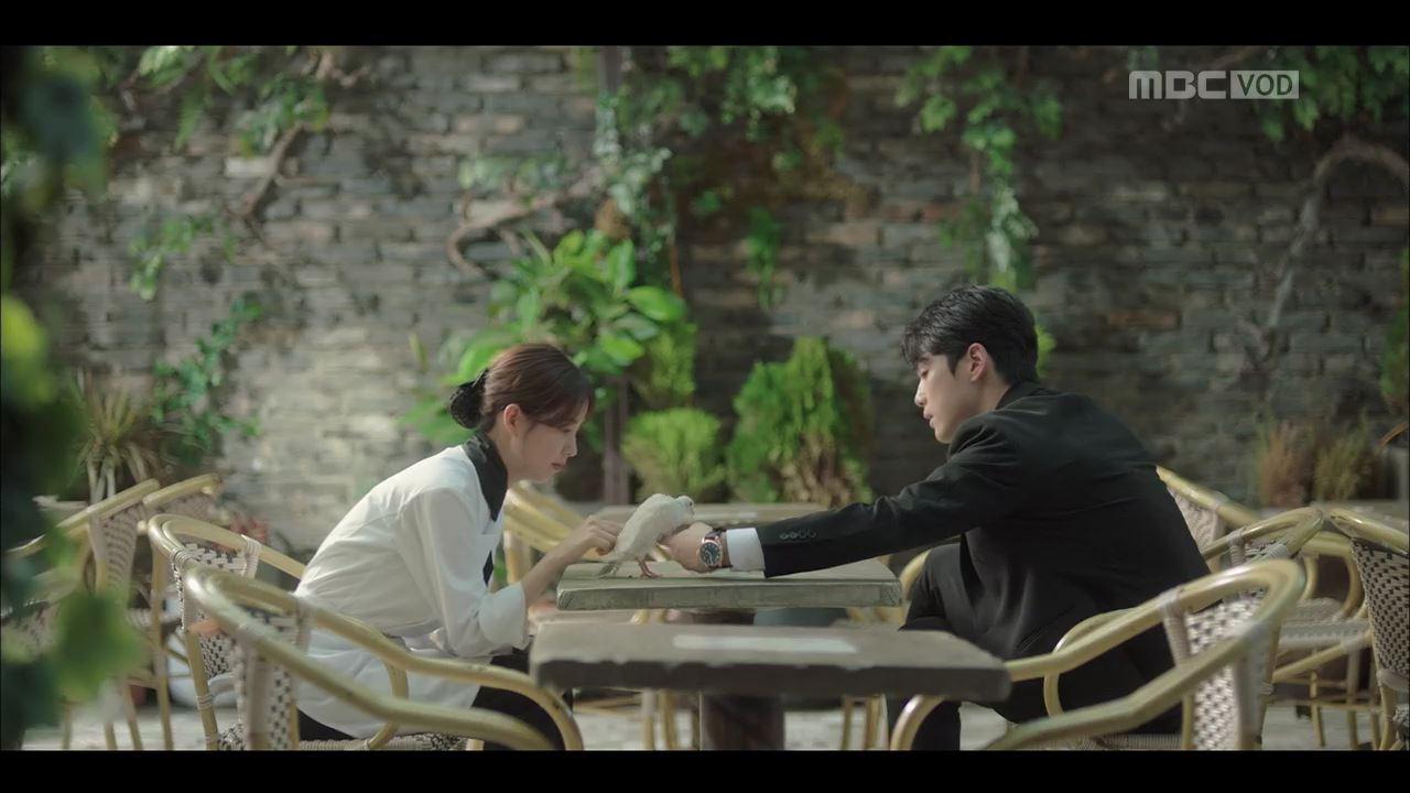 """""""행복이란 건 가까이에서 찾는 게 아니야""""…수호(김정현)의 위로의 말 [14회]"""