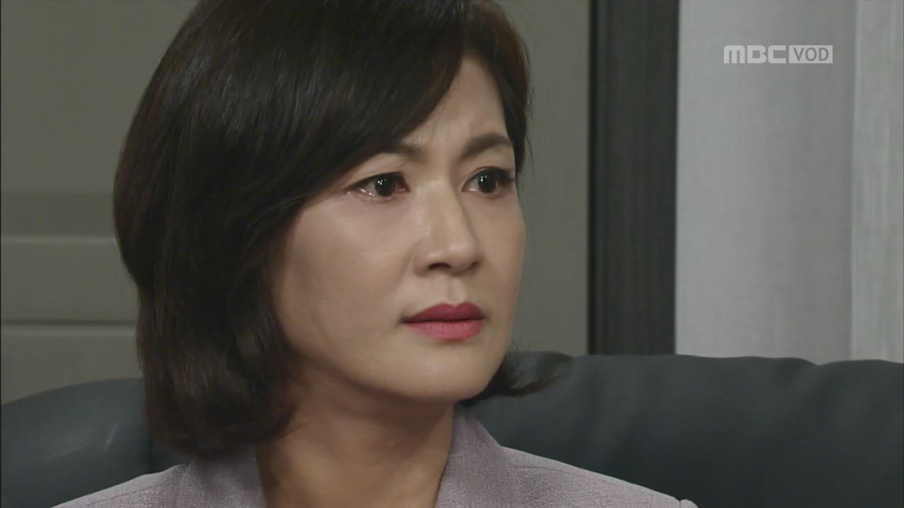 """""""화경이는 가짜입니다""""…한주원(김혜선), 오회장(서인석)에게 진실 폭로!"""