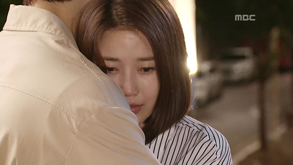 """""""그냥 이대로 잠깐만 있어줘요""""…우정(서해원)과 도빈(김경남), 재결합?"""