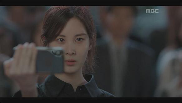 """""""가장 고통스럽고 가슴 아픈 이야기를 할까 합니다""""…거리에 나선 지현(서현), 진실 폭로 라이브 방송"""