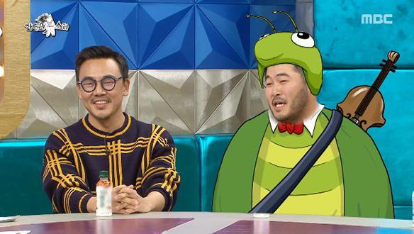 베짱이 남편 김기방, 태어나서 가장 잘한 일이 결혼?!