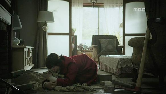 """""""벽난로가 없어""""…드디어 발견한 죽은 우경(김선아)의 친동생"""