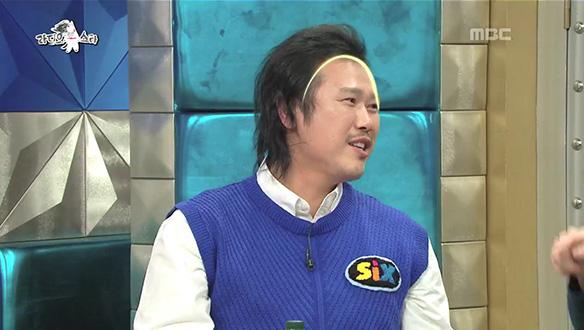 육중완의 6자 탈모?! '미스타 식스'의 고민