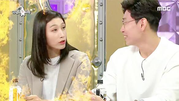 얼떨결에(?!) 알게 된 식빵언니 김연경의 발 사이즈