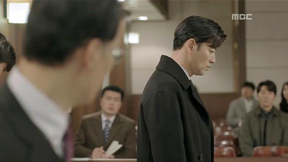 """""""모든 사실을 증언해줄 증인을 신청합니다""""…법정에 선 재욱(배수빈)"""