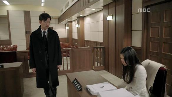 """""""마지막 변론을 준서를 위해 하게 되서 만족해""""…나경(오윤아)의 싸움"""