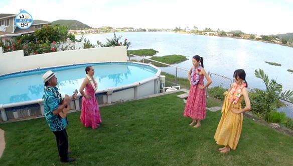 달심 혜진의 하와이 훌라춤 도전♨ 민속춤 도장 깨기
