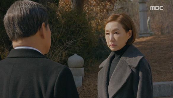 """""""당신이 편해졌으면 좋겠어""""…송주(정애리)를 용서하는 재학(길용우)"""