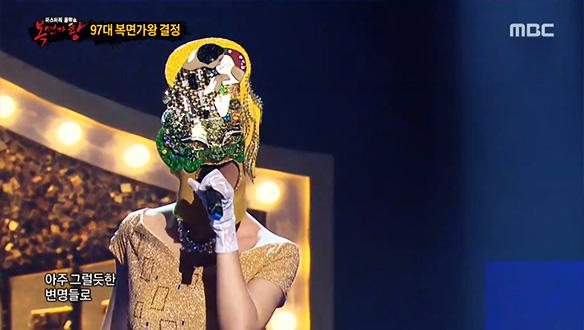클림트 3연승 성공! 장기 가왕의 소름 끼치는 무대! <벌>