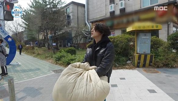 ※피난길 아님※ 끝없이 이어지는 봇짐 로드 (ft. 짠나비)
