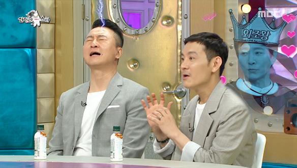 최수종의 모습에 감명받은 정성호, 따라 했다 참을 忍 X 3!!!