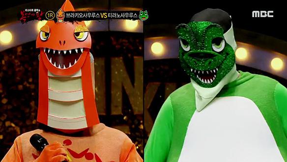 범상치 않은 '브라키오사우루스' VS 강력한 '티라노사우루스' <나만의 친구>