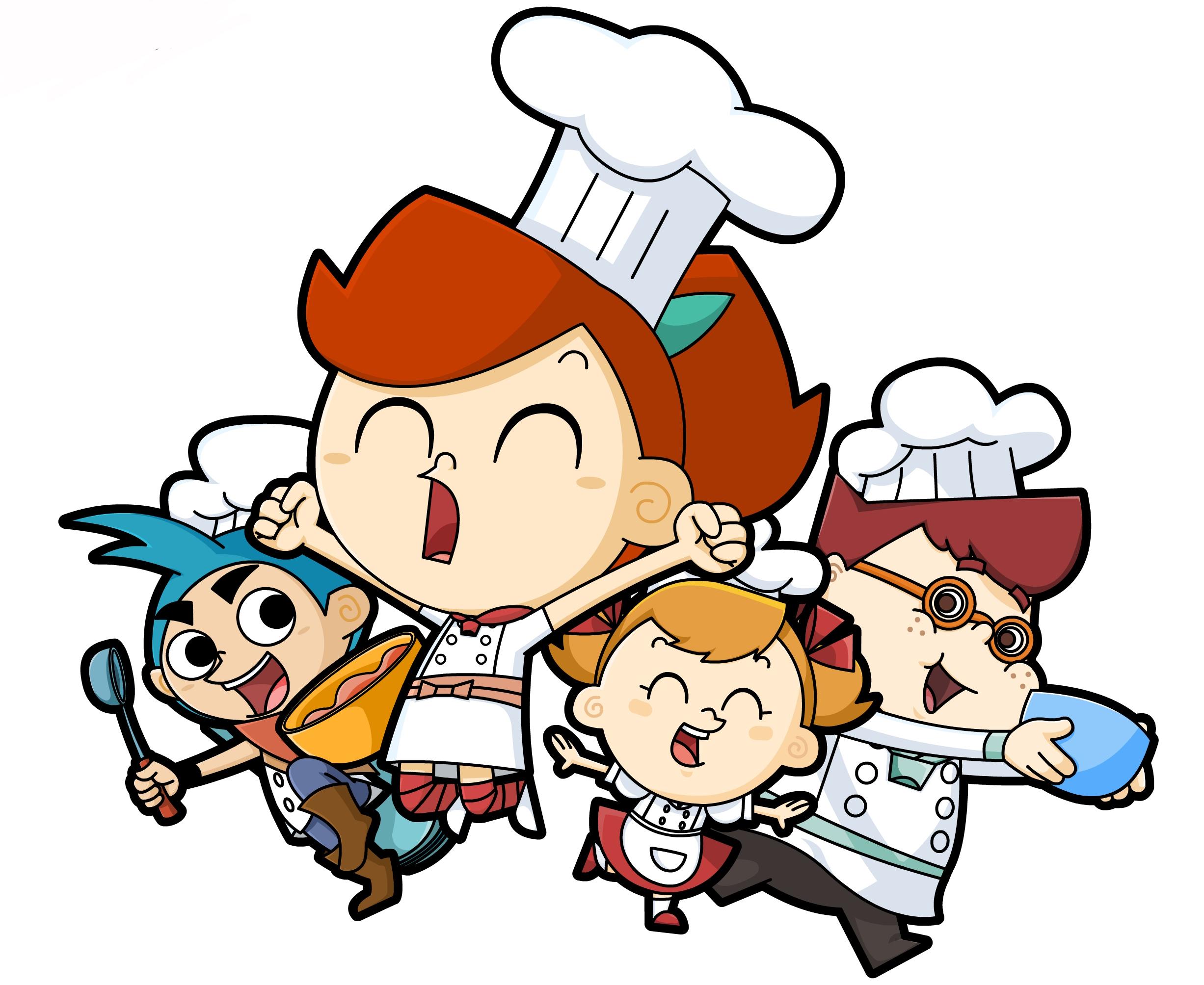 보글보글 쿡 - MBC만화마당