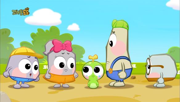 꼬마돌 도도 - MBC만화마당