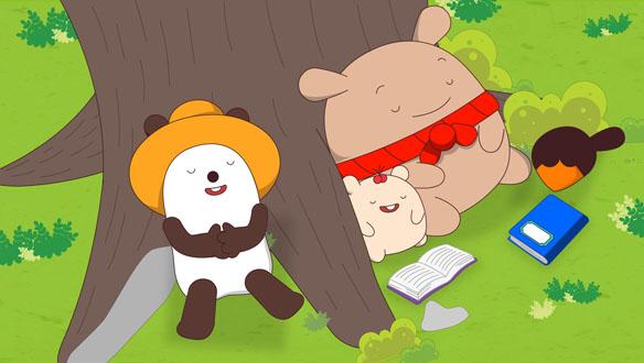 내친구 마카다 - MBC만화마당