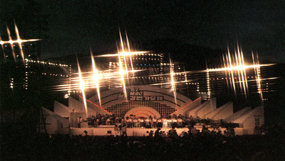 1987년 제8회 MBC 강변가요제