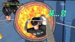 [진짜사나이 300]최정예전투원 전 과목 중 난이도 ★최상!★ 기초 체력 평가 연습에 돌입하다!