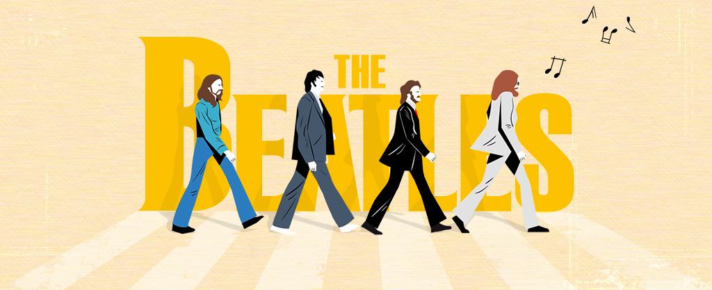 비틀즈 첫번째 이미지