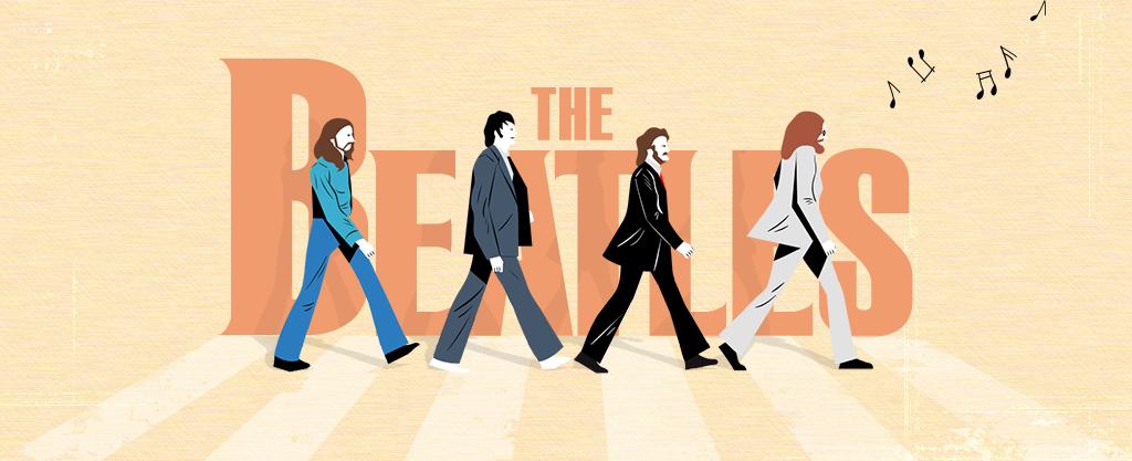 비틀즈 두번째 이미지