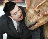 샘 해밍턴, <1억년 뿔공룡의 비밀> 촬영 <진짜 사나이>보다 힘들어