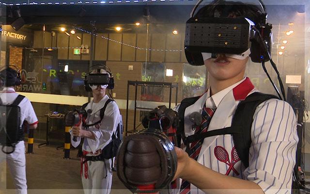 [온앤오프의 사생활]  VR 비하인드 하드털이!