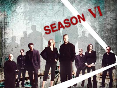 CSI 라스베가스 시즌6